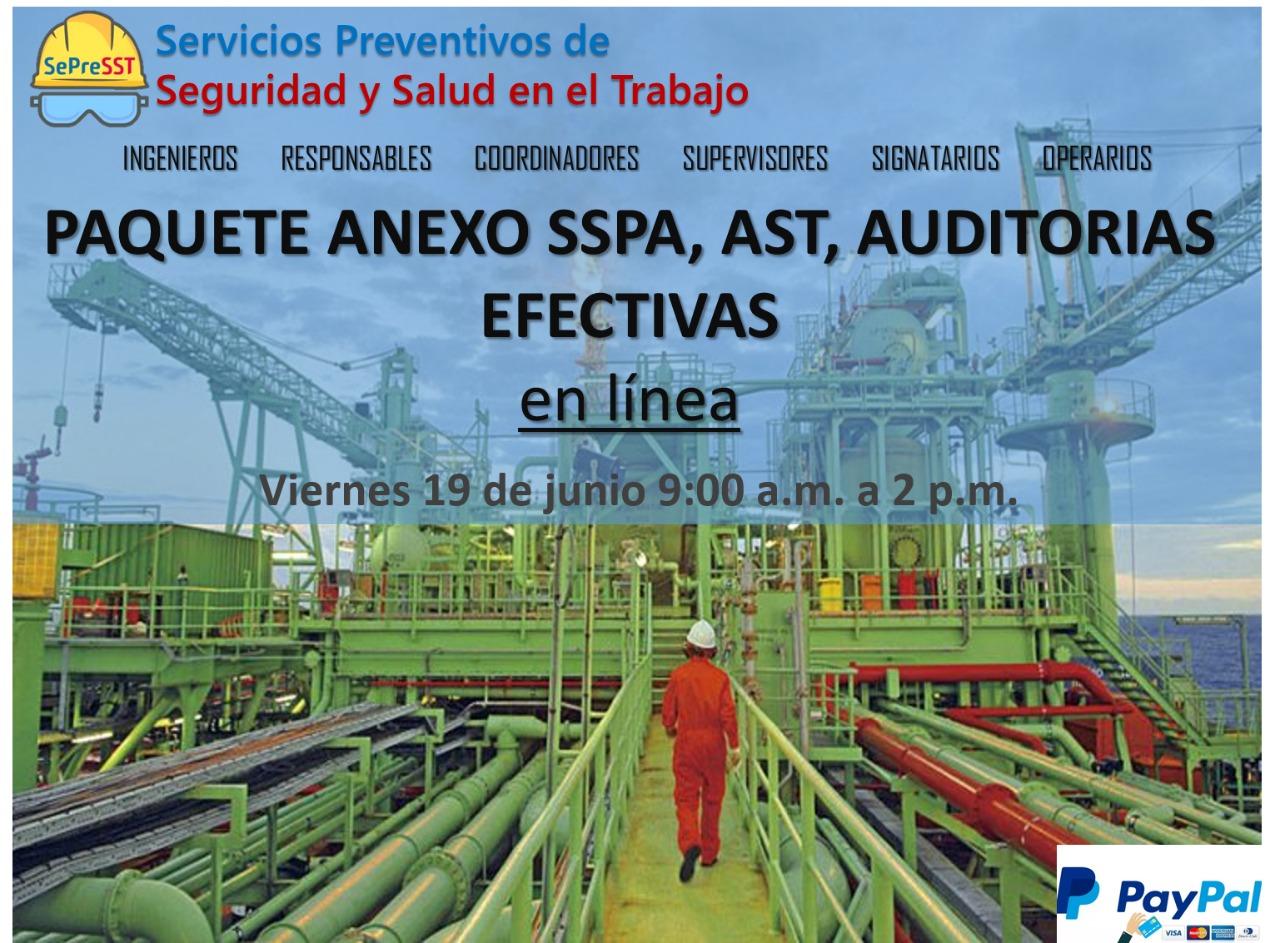 SSPA-AST-AEF